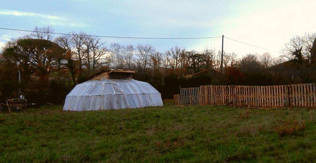 installation ferme agroécologique